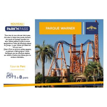 Park'n Pass Parque Warner