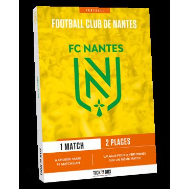 Coffret Cadeau Tick'nBox FC...
