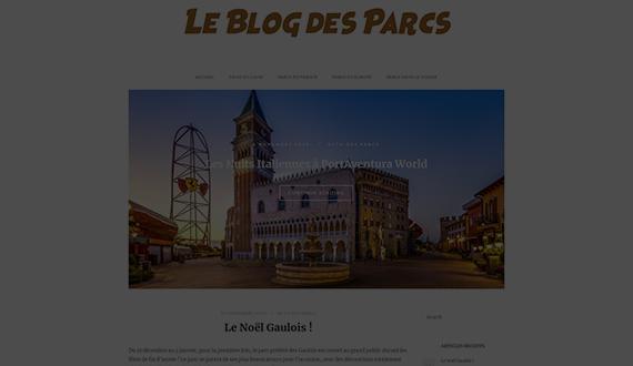 Le Blog des Parcs